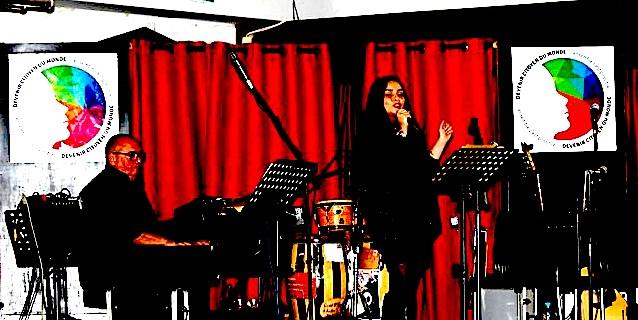 """Concert de la Ligue contre le cancer : Alexia Kereffof """"enflamme"""" le public de Calvi"""