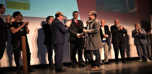 """Et le grand gagnant est.....""""Le Festival du Film Politique"""" de Porto-Vecchio"""