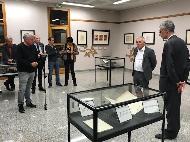 Les Palais bastiais s'exposent aux Archives départementales