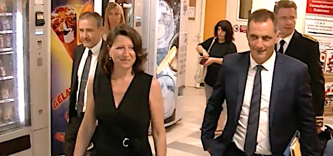 Gilles Simeoni attend des gestes forts de la part de Agnès Buzyn qui avait visité l'hôpital de Bastia le 17 Août dernier