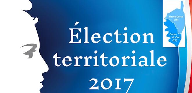 Le journal de l'élection territoriale
