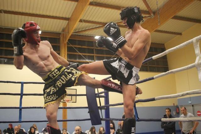 Calvi a couronné ses champions de Corse de kick Boxing
