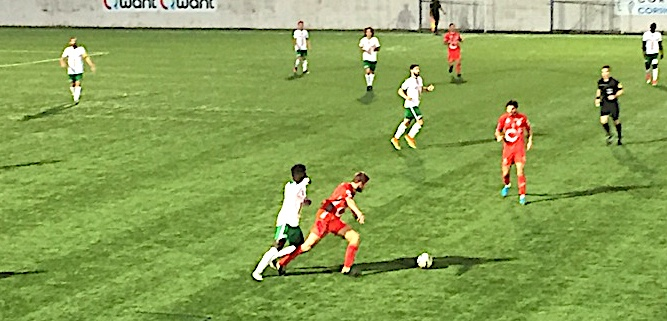 National 2 : Furiani-Agliani dominé à Croix (3-1)