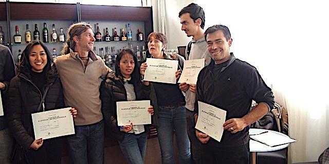 Remise de diplômes au Lycée Hôtelier de Balagne