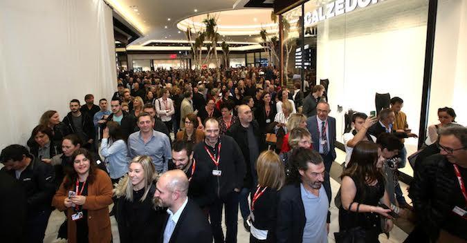 Sarrola-Carcopino : L'Atrium ouvre, enfin, ses portes