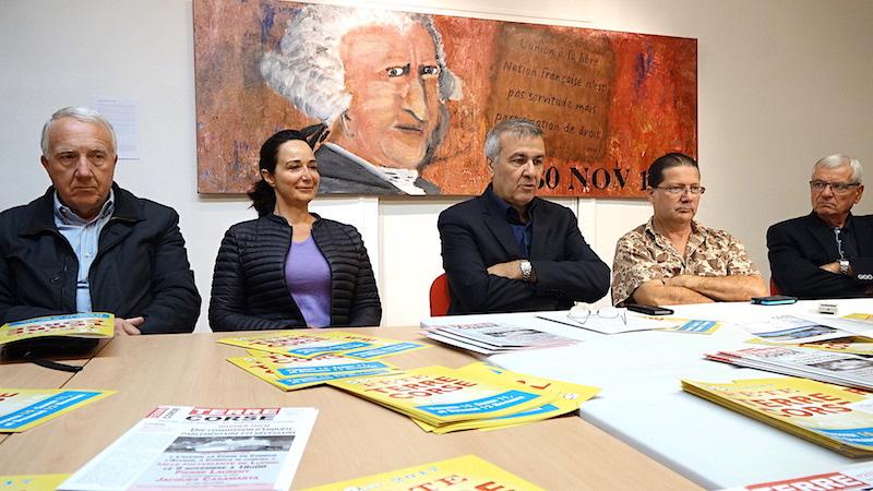 Bastia : Une approche de la pensée de Marx à la 58e fête de Terre Corse