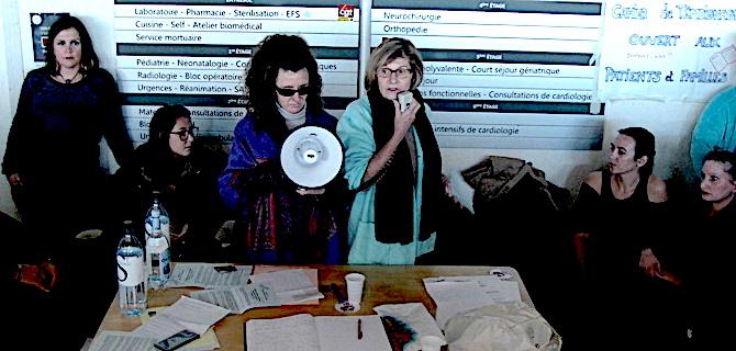 Bastia : Le conflit se durcit au centre hospitalier