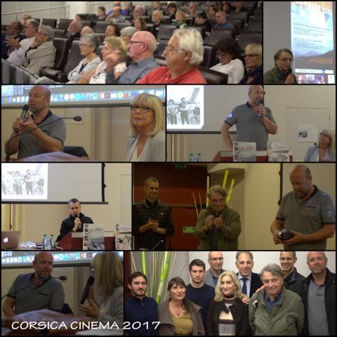 Montpellier :  Le festival Corsica Cinéma rend hommage au travail de Dominique Lanzalavi