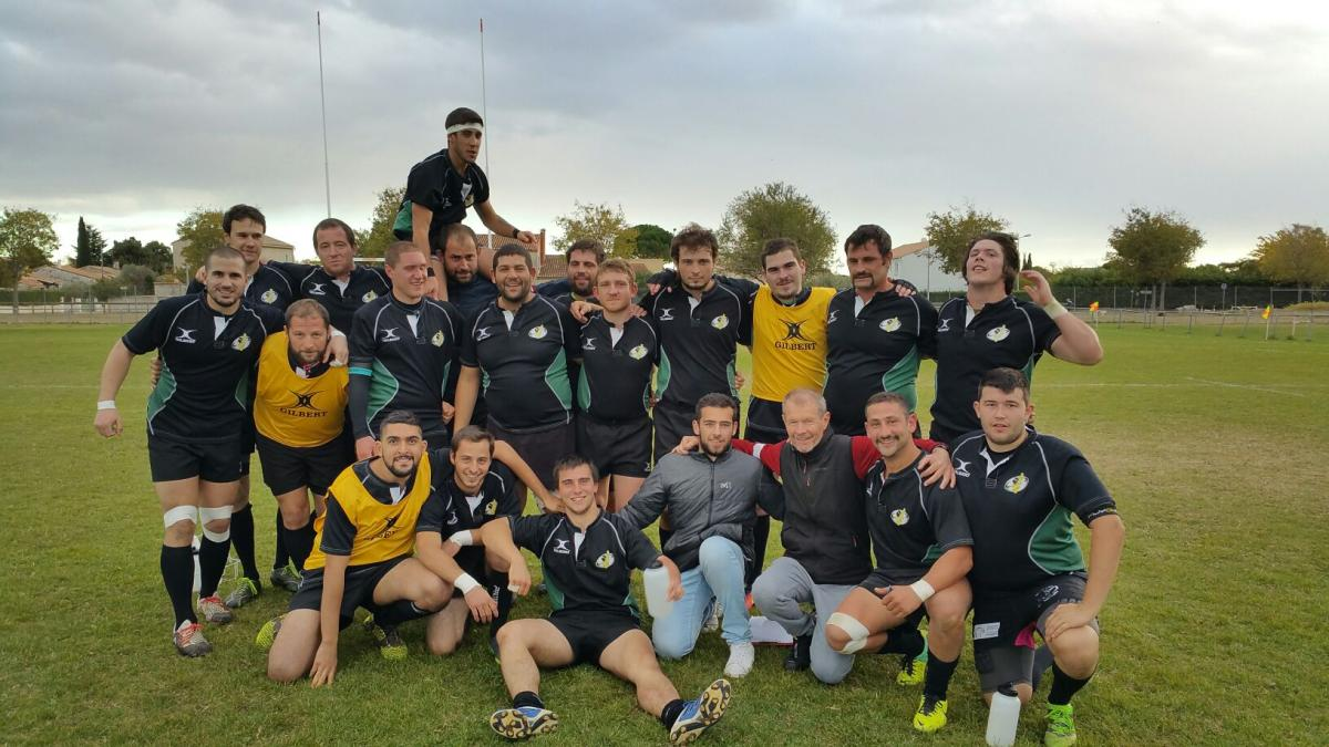 Rugby : Ventiseri s'impose à Marguerittes