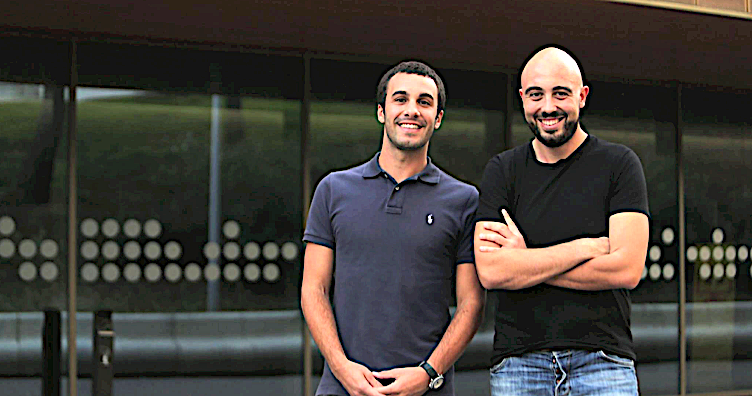 Maxime Poli et Jean-Charles Villanova
