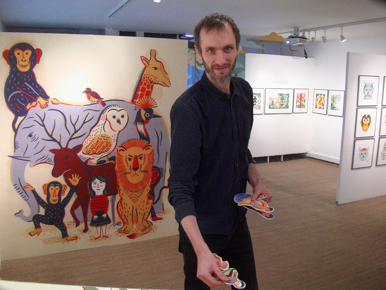 Exposition : Le travail de Laurent Moreau à Una Volta