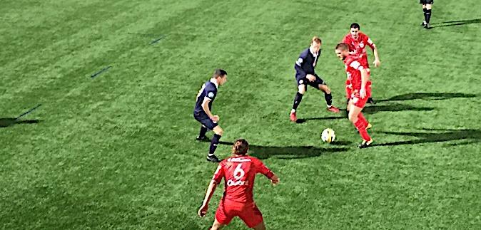 Football N2 : Furiani s'impose à l'énergie !