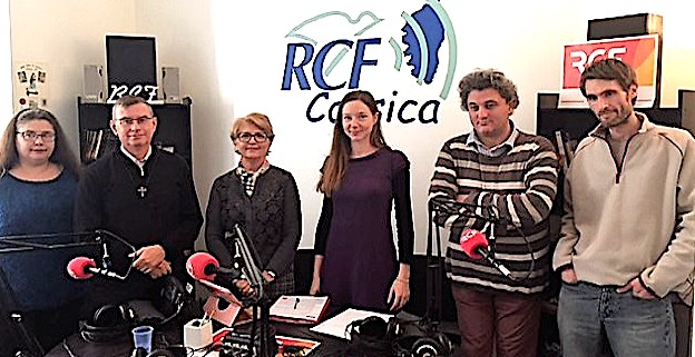 RCF Corsica et la semaine du don : Ajaccio et Porto-Vecchio fêtent le partage
