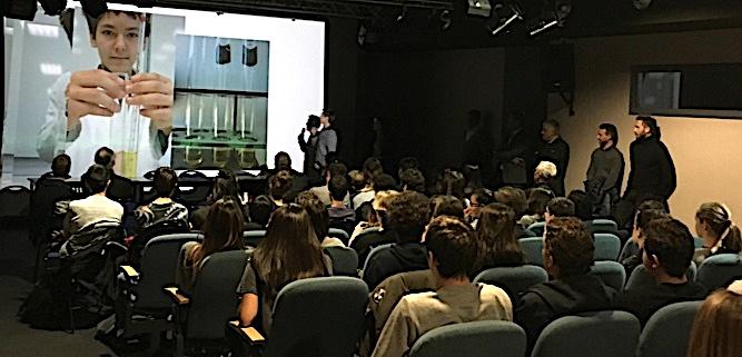 """""""Semaine Ecole-Entreprise"""": Les élèves corses à la rencontre des entreprises"""
