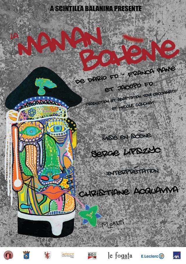 """""""La maman bohème"""" le 2 décembre à Calvi"""