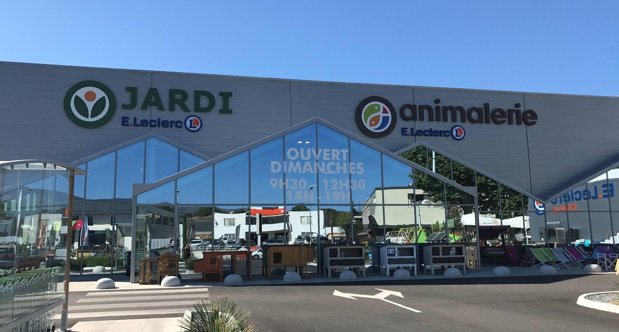 Centre E.Leclerc Grand Ajaccio Baleone : Ouverture au Printemps 2018