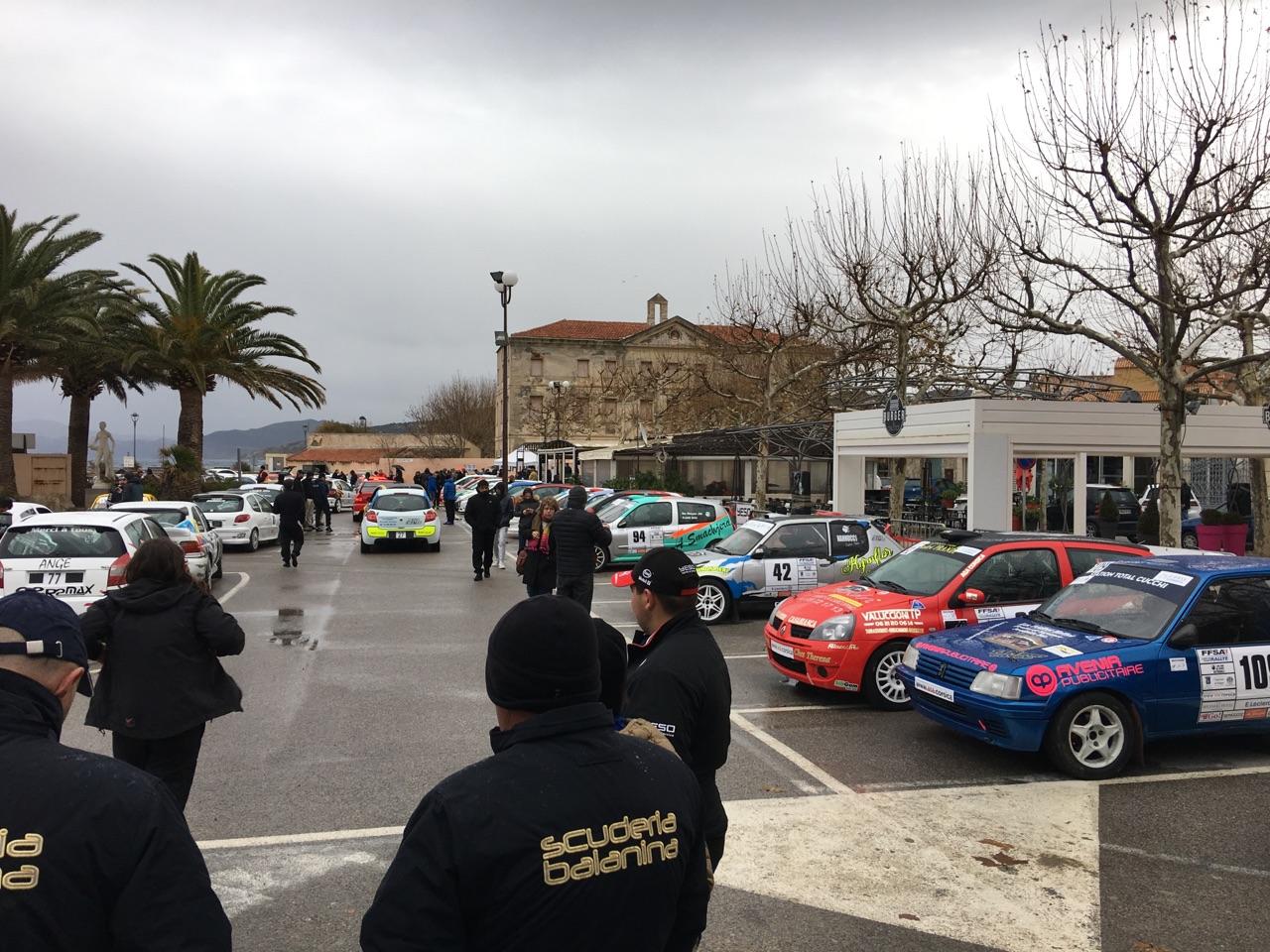 Le Rallye de Balagne interrompu après un accident grave