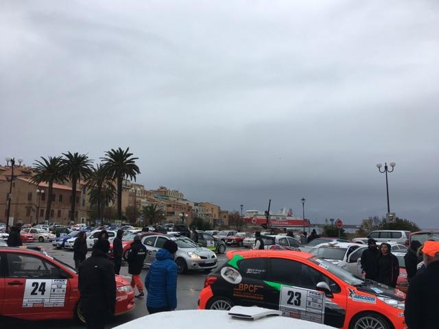 Fracture d'une vertèbre pour Jean-Michel De Meyer au Rallye de Balagne
