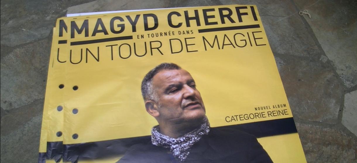 Musicales de Bastia : Magyd Cherfi pour la der….