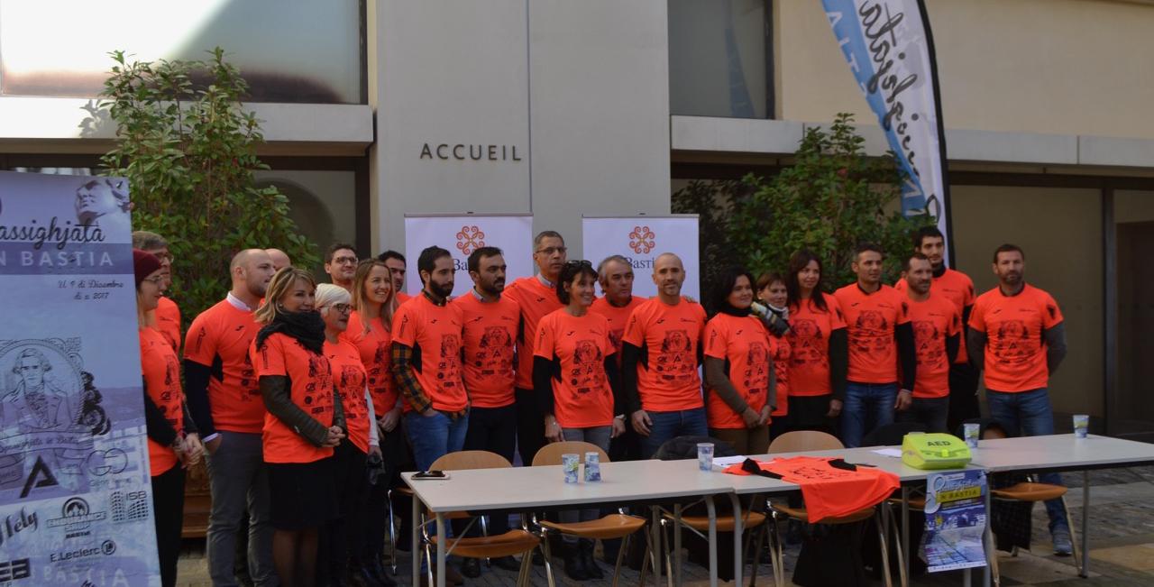 Bastia : A Spassighjata  sur sa lancée