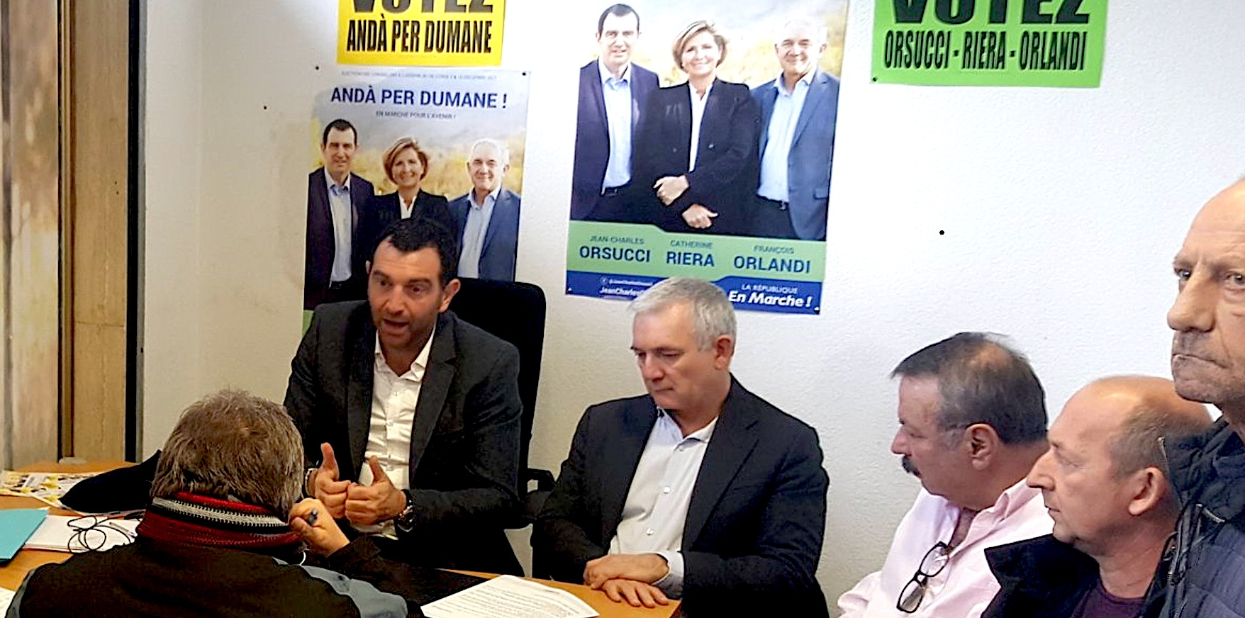 Territoriales : Le triple appel de Jean-Charles Orsucci