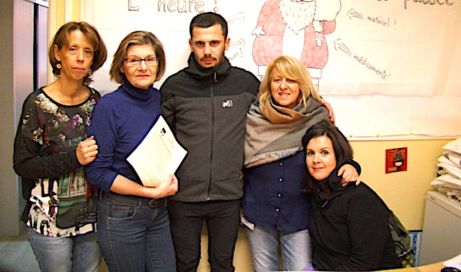 Le combat continue pour la CGT Santé de l'hôpital de Bastia