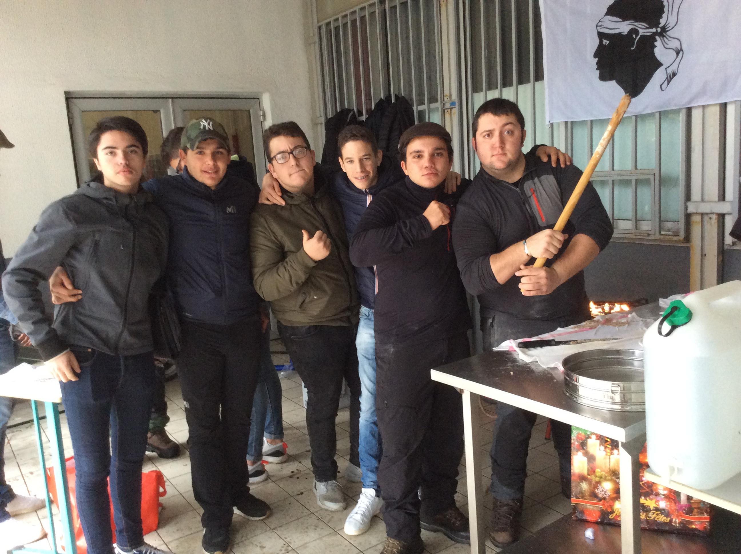 Ajaccio: A Festa di a Nazione dignement célébrée au Lycée Professionnel Finosello