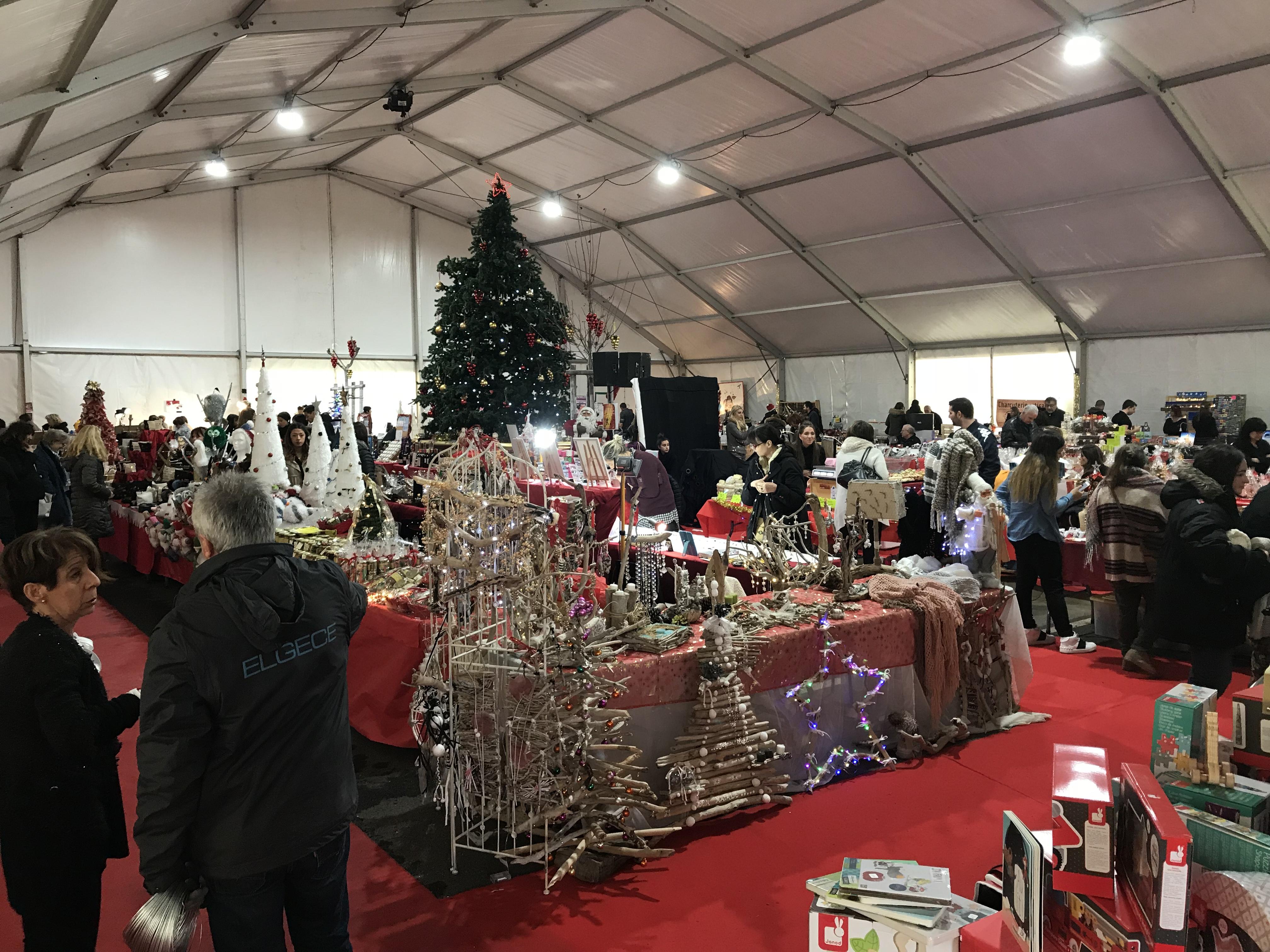 Borgo : le marché de Noël a pris ses quartiers jusqu'à dimanche