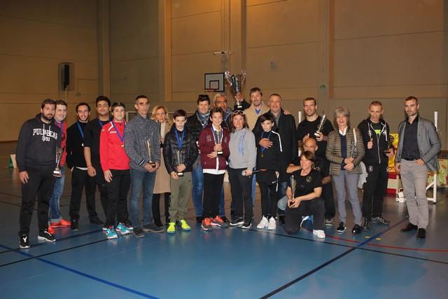La  communauté de communes  Calvi-Balagne  a récompensé ses champions