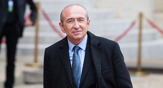 Territoriales : Gérard Collomb félicite les 63 élus