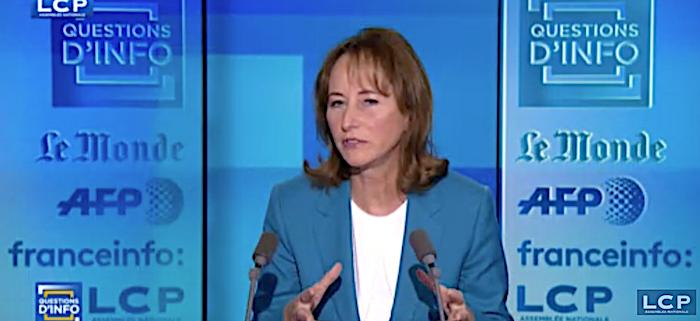"""Ségolène Royal : """"La revendication sur la langue corse est parfaitement légitime !"""""""