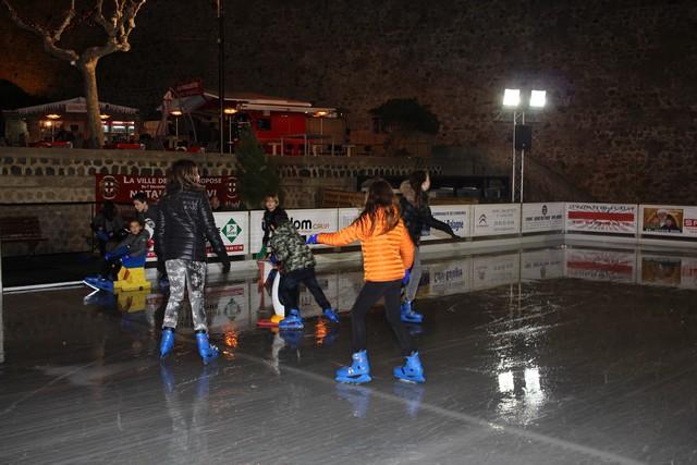La patinoire de Calvi pourrait rouvrir samedi