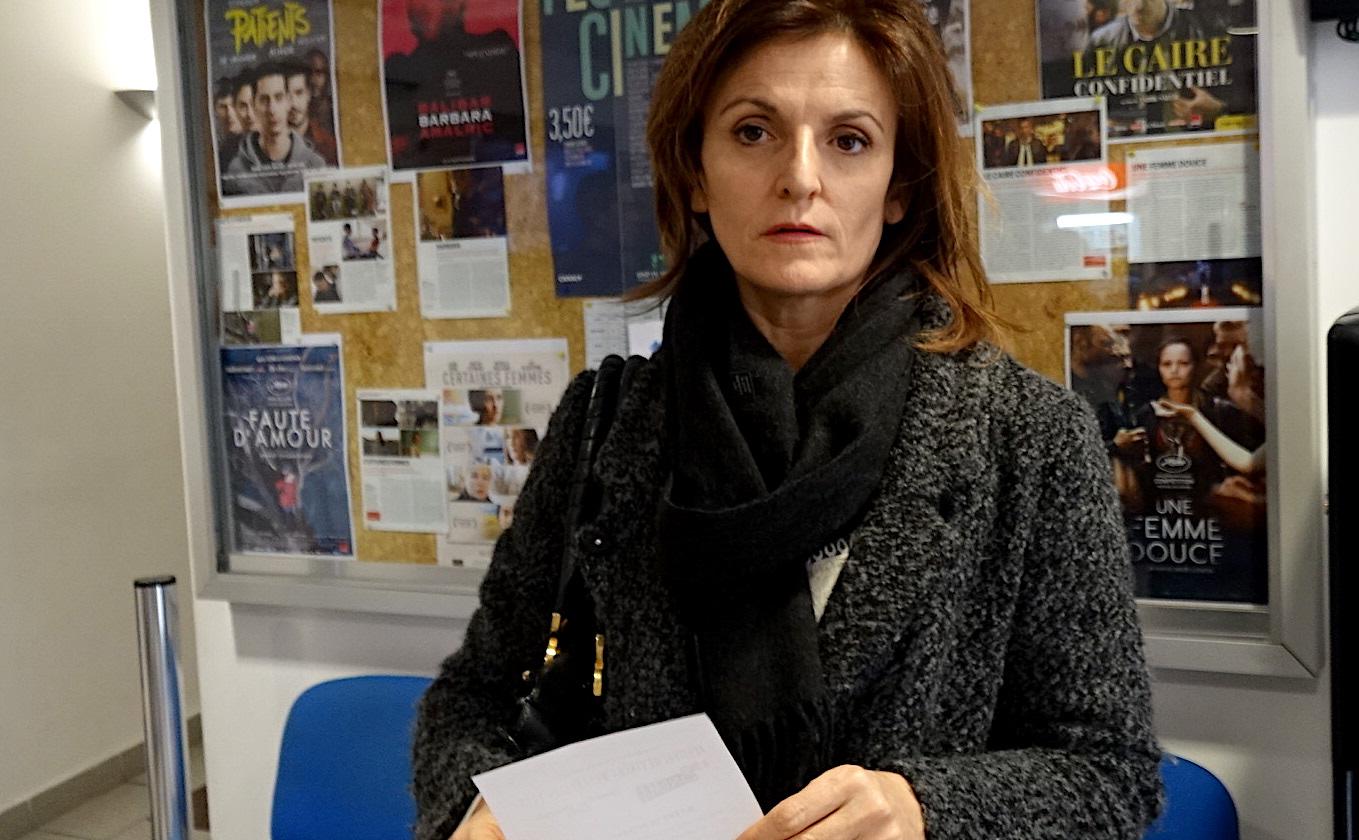 Nathalie Malpelli, professeur de Lettres modernes, membre du bureau de Musanostra