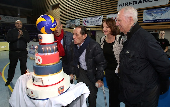 GFCA volley : Un demi-siècle d'aventure