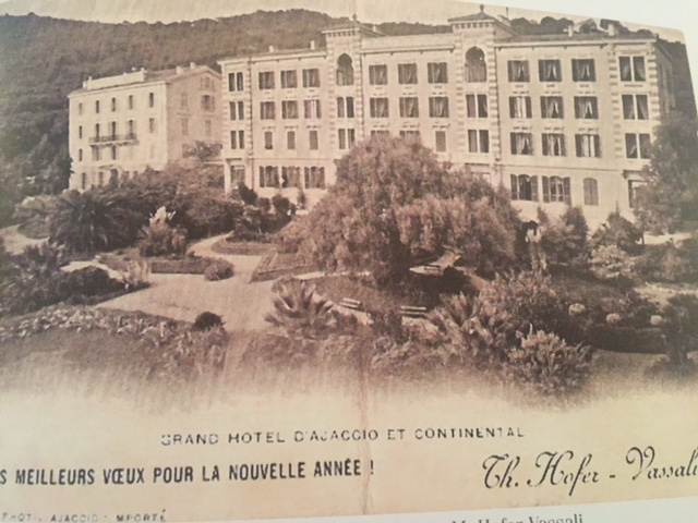 Le Grand Hôtel, siège de la CTC aujourd'hui