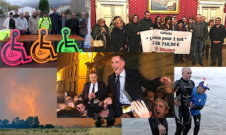 Quelques évènements marquants de l'actualité 2017
