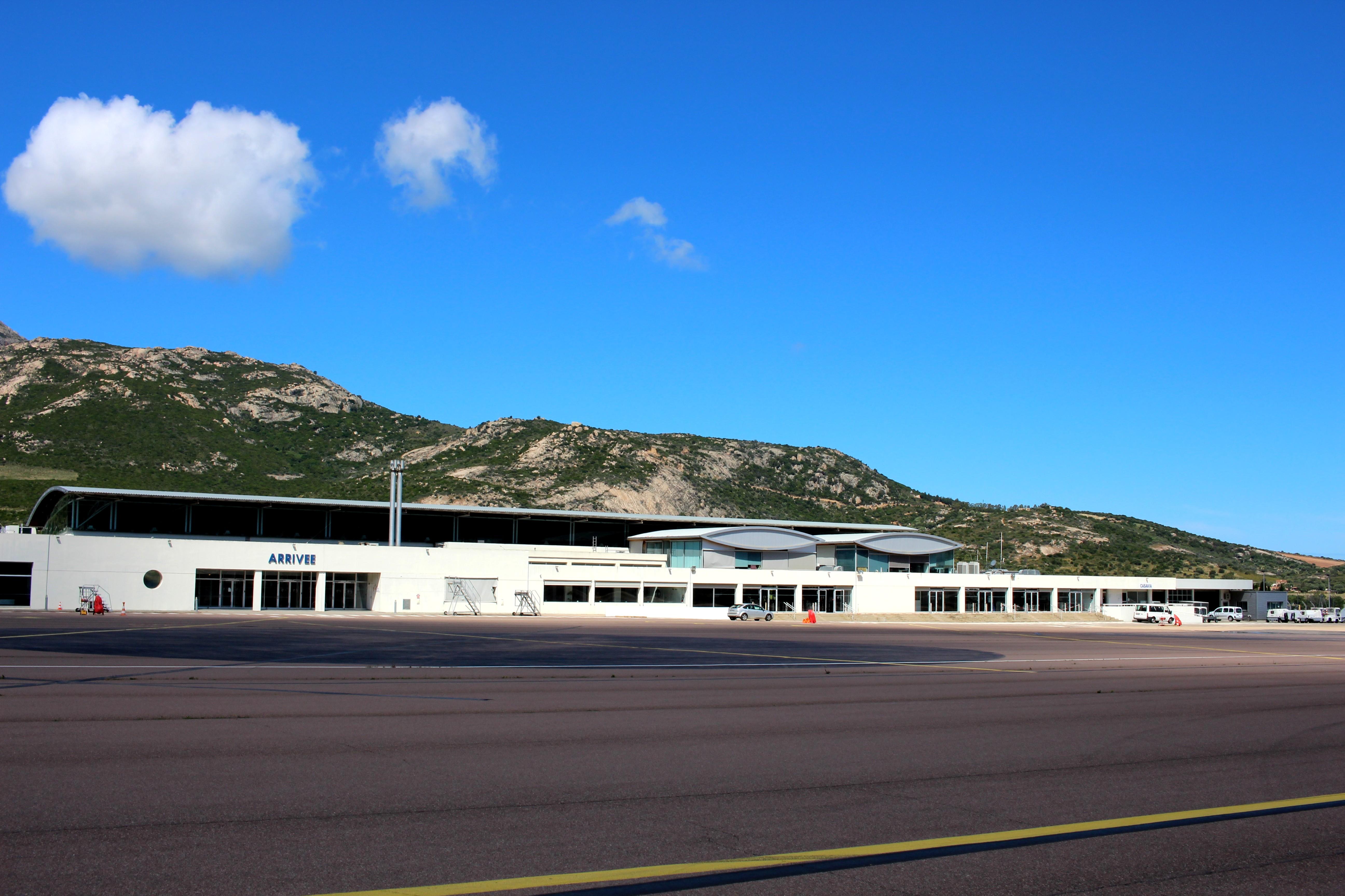 Vols déroutés ou retardés à l'aéroport Calvi-Balagne
