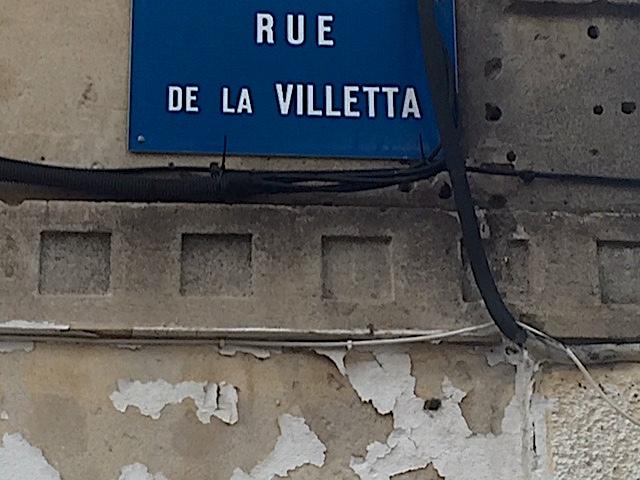 Ajaccio, mon beau village… : A Villetta, le charme discret d'un ilot de verdure…