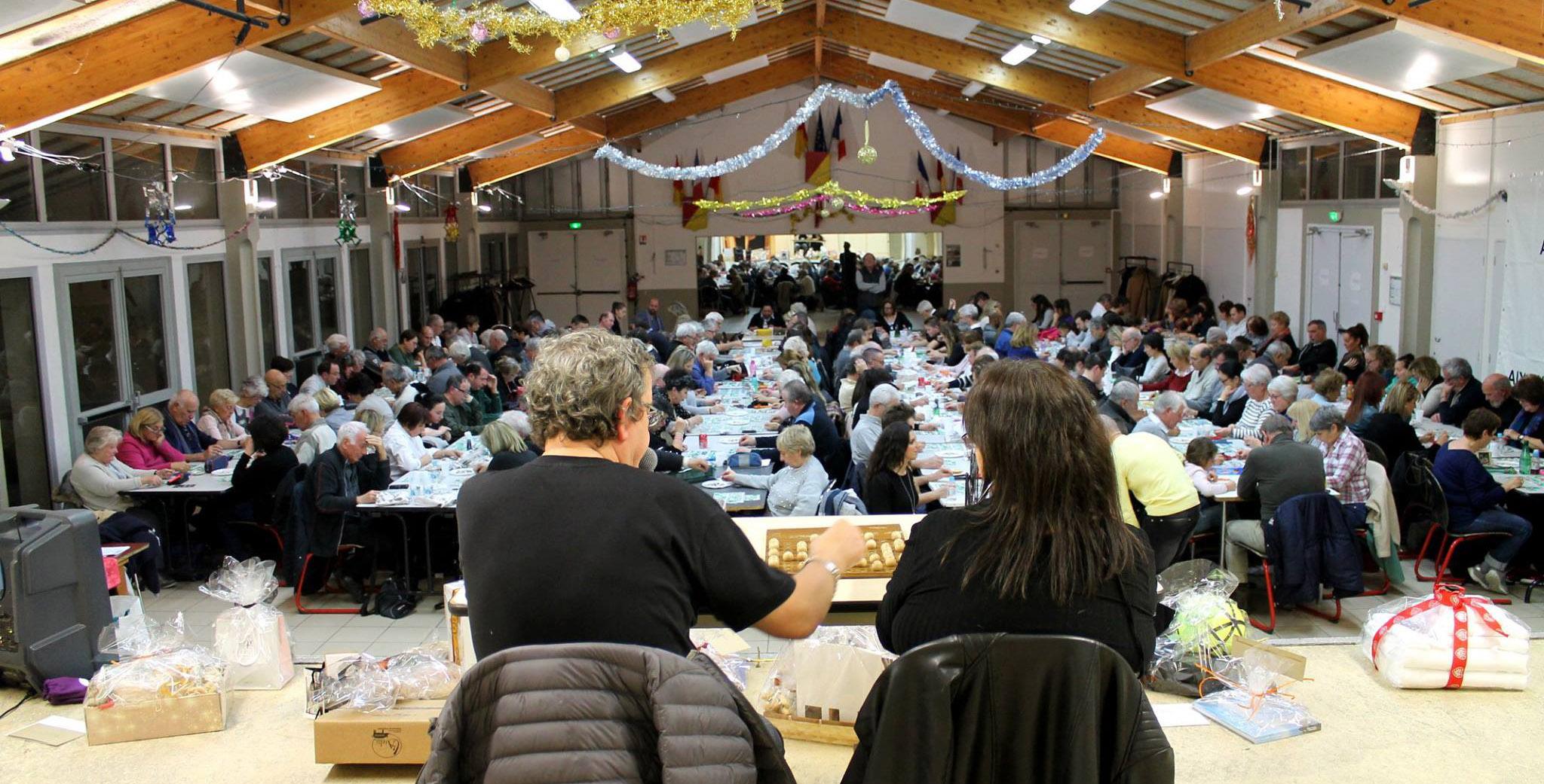Amicale corse d'Aix-en-Provence : Un second loto pour démarrer l'année !