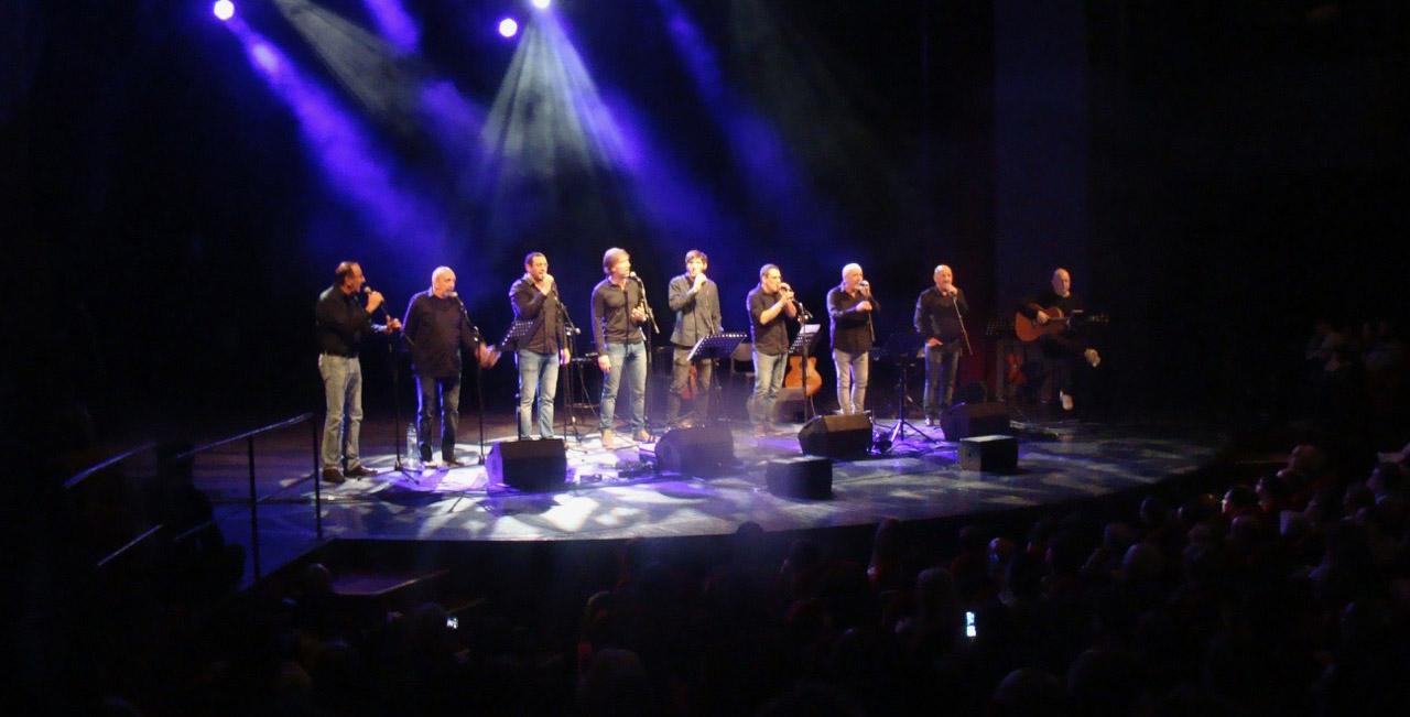 Solidarité : Le Théâtre de Bastia plein à craquer