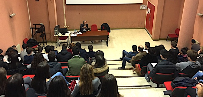 Bastia : Camus et les Grecs s'invitent au lycée de Montesoro