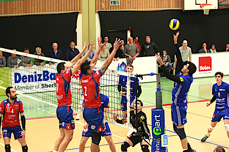 (Photo Volley Amriswil)