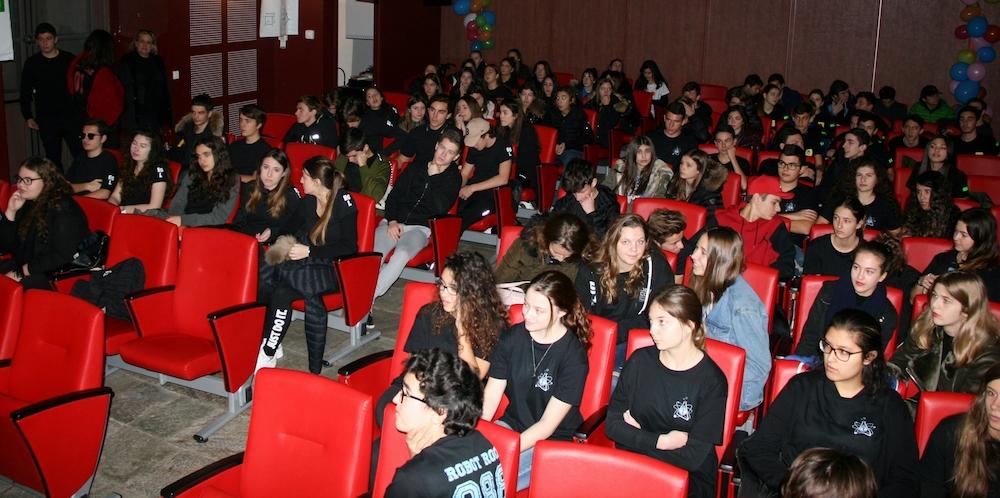 Bastia : La coupe du Lycée Jeanne d'Arc