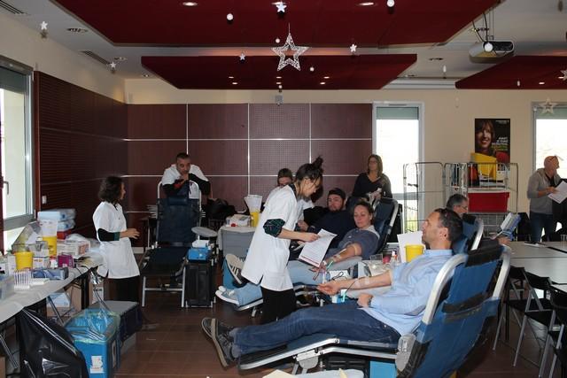 45 donneurs se sont présentés à la collecte de sang de Calvi