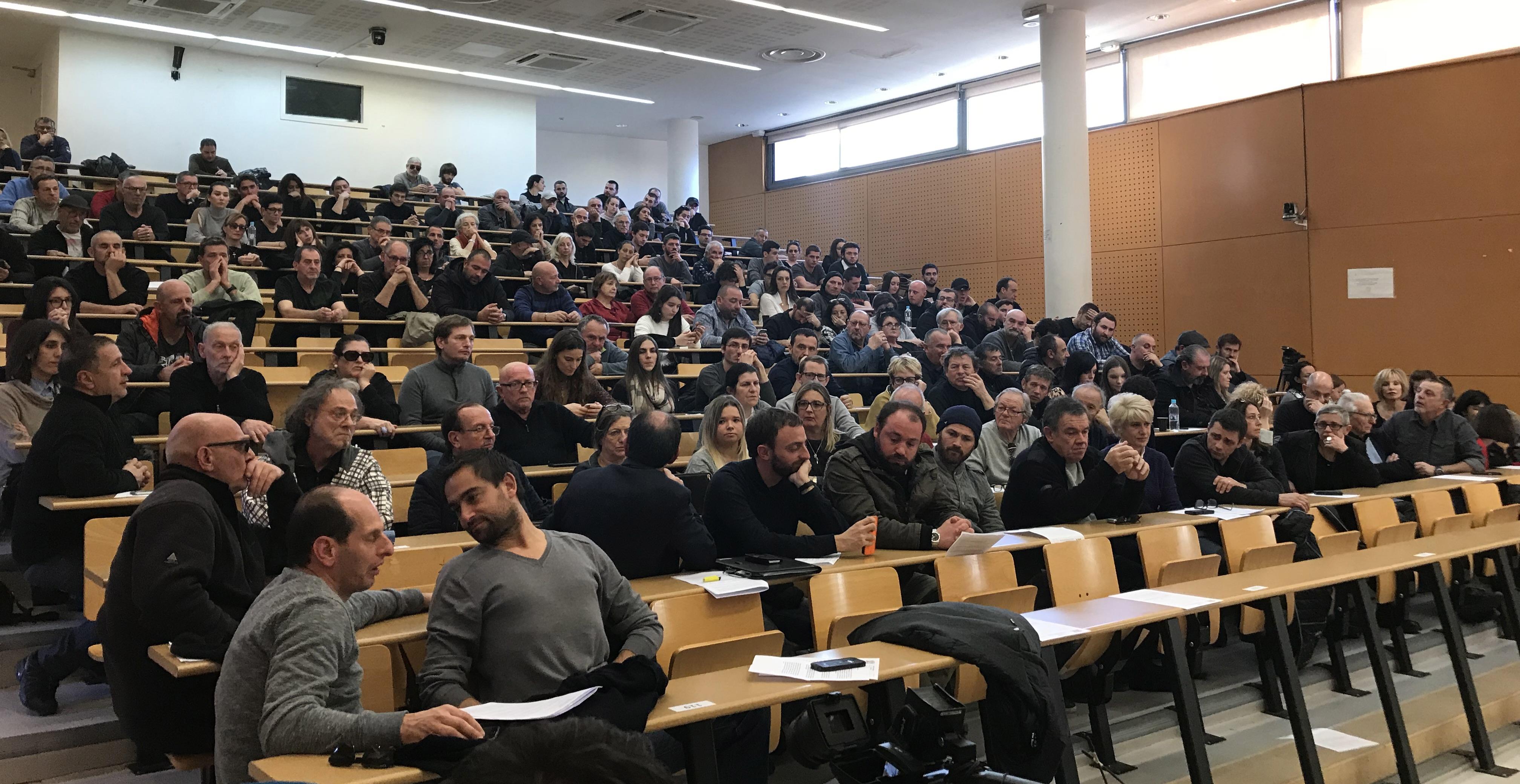 Core in Fronte : Le nouveau mouvement nationaliste dans le droit fil de la lutte historique du peuple corse