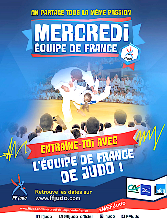 Judo : Les Mercredis de l'équipe de France passent par Ajaccio