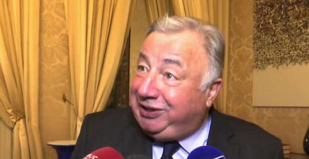 Gérard Larcher, président du Sénat.