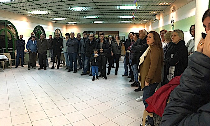 Cumunanza di e cumune di Lisula : Auguri di Lionel Mortini