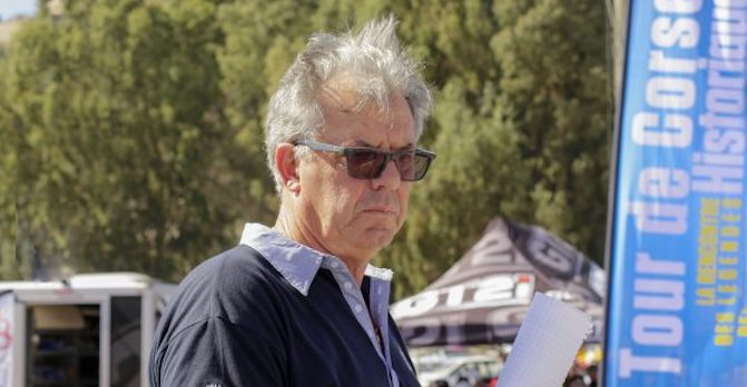 José Andreani, président de la Ligue Corse