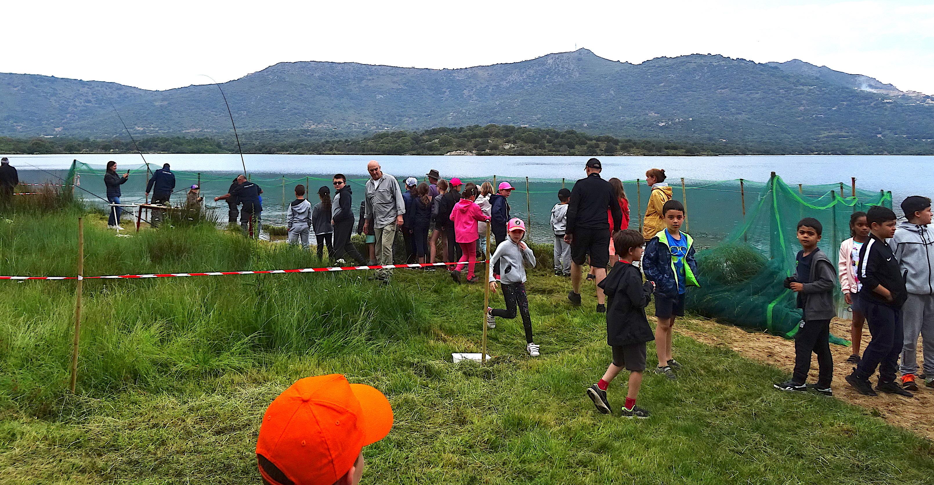 La fête de la pêche, une tradition